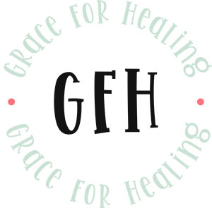 Grace for healing logo